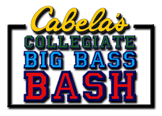 Registration is now open for the collegiate big bass bash for Cabelas college fishing