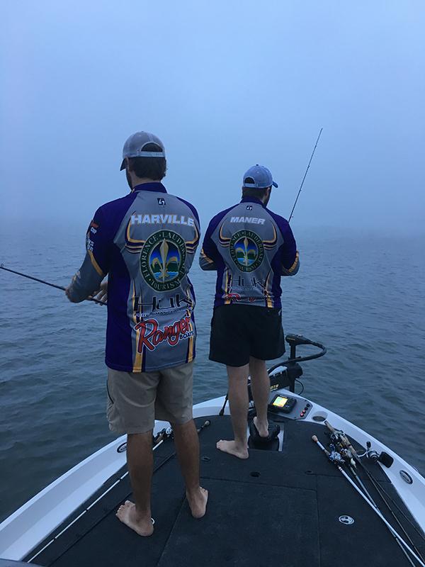 Ranger cup university team challenge updates collegiate for Bass fishing scholarships