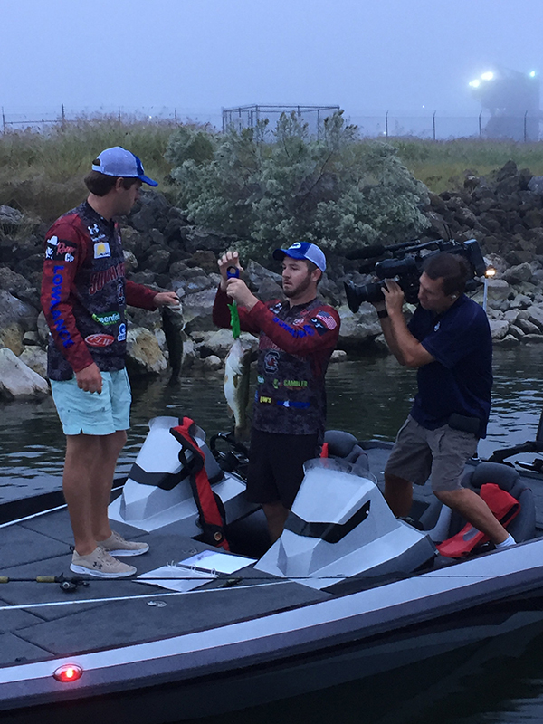 Ranger cup university team challenge updates collegiate for College bass fishing
