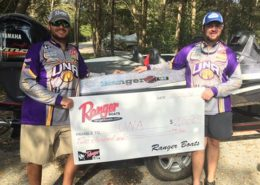North Alabama Anglers Win 2016 Ranger Cup