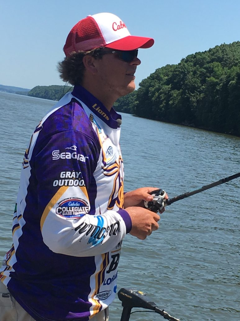 Live blog 2017 championship day 2 weigh in collegiate for College bass fishing