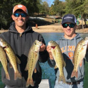 Clemson Bass Fishing Team Trail