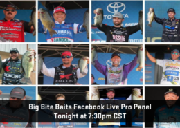Big Bite Baits Facebook Live