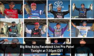Big Bite Baits Facebook Live