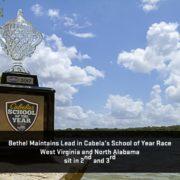Cabela's School of Year Race