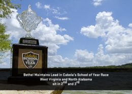 Cabela's School of Year Race
