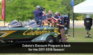Cabela's Discount Program