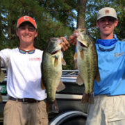 2017 Clemson Bass Fishing Team Trail