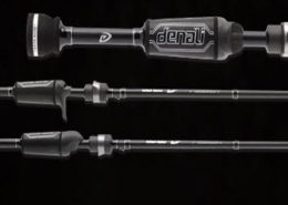 Denali Rods Fission Series