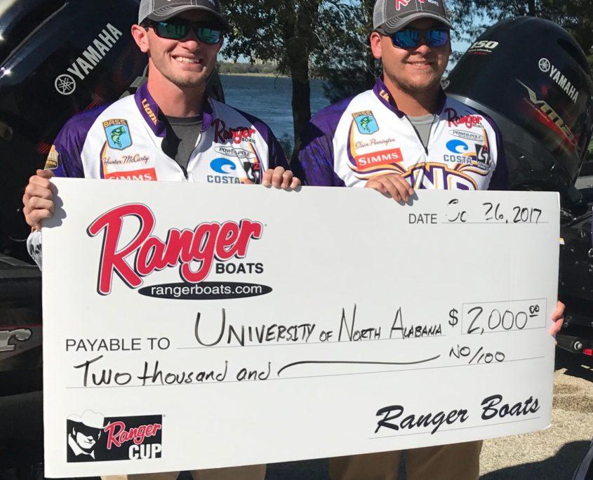 Ranger Cup University Challenge_Winners