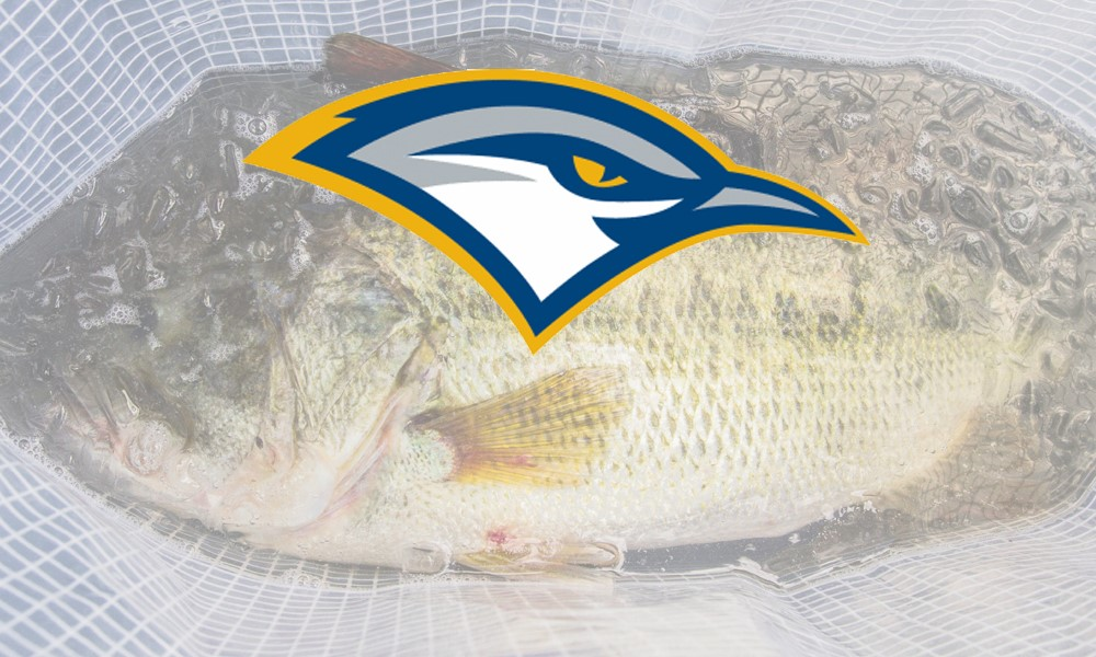 Ut chattanooga collegiate bass fishing trail for College bass fishing
