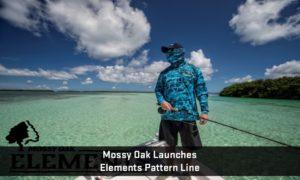 Mossy Oak Elements Pattern Line