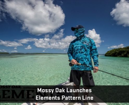 Mossy Oak Elements Pattern Line