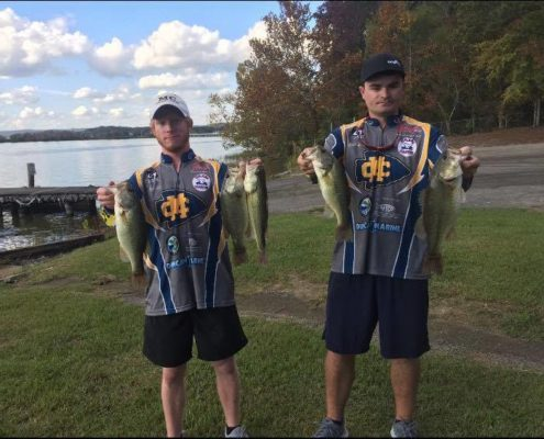 2017 USA Fall College Series RESULTS