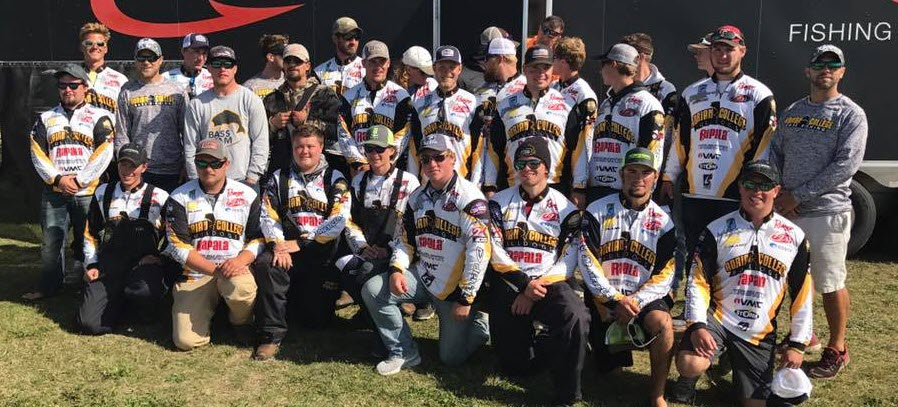 Bethel university moves into first in the cabela s school for Cabelas college fishing