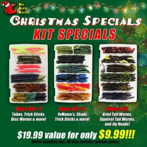Big Bite Baits Christmas Specials