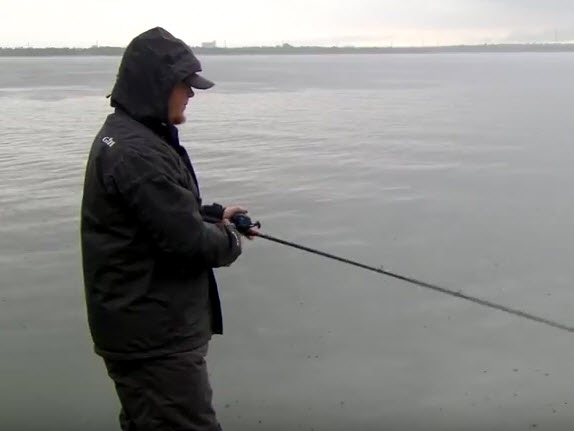 Cold Water Fishing with Gill