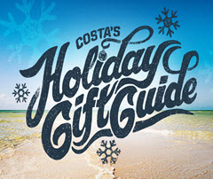 Costa's Holiday Gift Guide