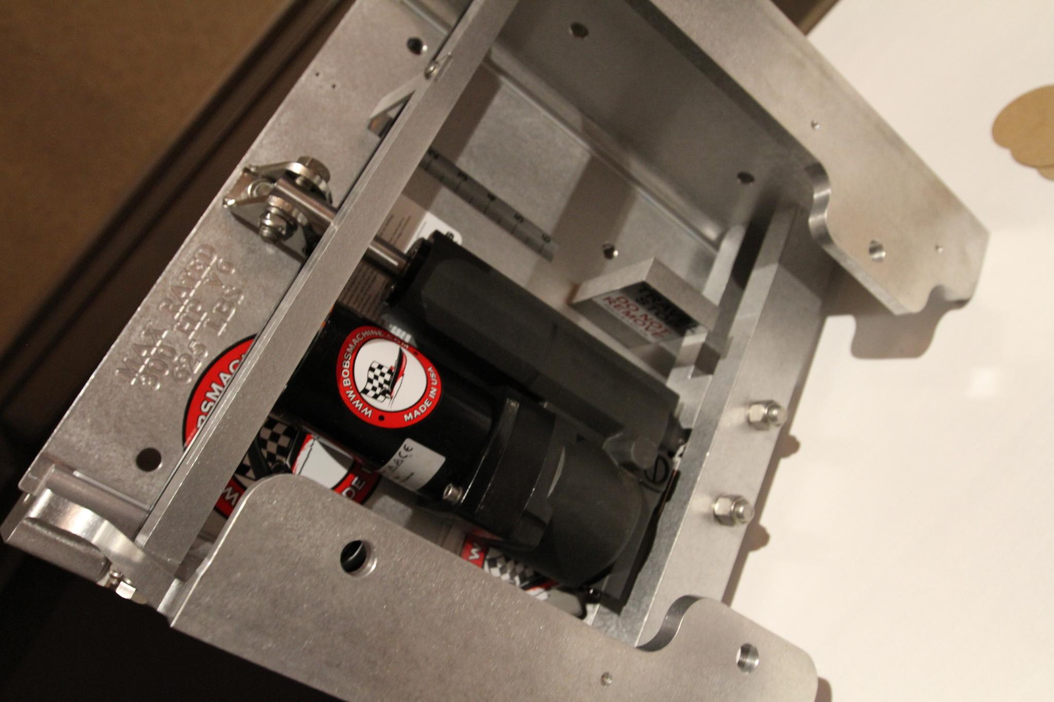 Bob U0026 39 S Machine Shop  Hydraulic Jack Plate