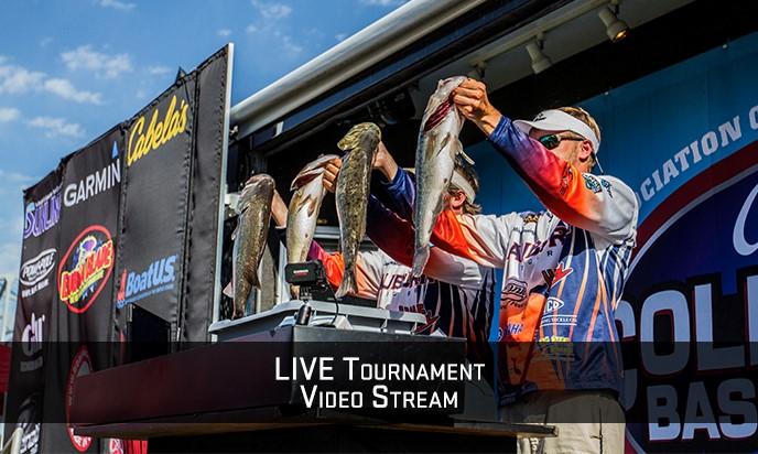 LIVE Tournament Video Stream