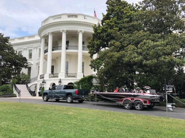 Ranger Boats at White House