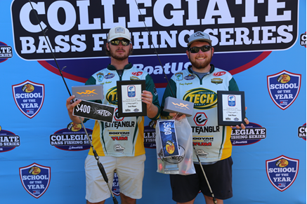 Arkansas Tech's Matt Baker & Kory England
